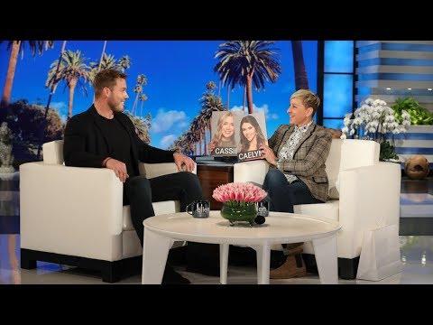 Ellen Predicts 'The Bachelor' Colton Underwood's Final Two Bachelorettes