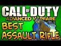 "Best Assault Rifle in COD Advanced Warfare! - Gold ""AK12"" Gameplay"