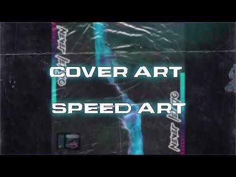 "Album Cover Art // Speed Art // ""Never Let Go"" // Photoshop CS6"