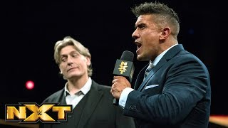 EC3 interrupts William Regal