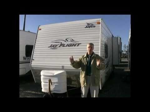 *SOLD* Stoltzfus 2008 Jayco Jay Flight 24 RKS travel trailer - 26832