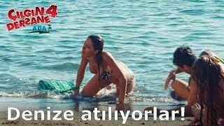 Çılgın Dersane 4 ADA  Denizin ortasında suya atılıyorlar )
