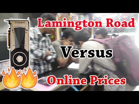 [Hindi] GPU Prices: Lamington Road Vs Online! PC Parts Price Online Vs Offline!