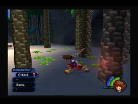 Kingdom Hearts episode 5 - F*** you Coconuts!!