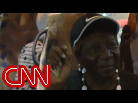Black seniors pulled off 'Get Out the Vote' bus