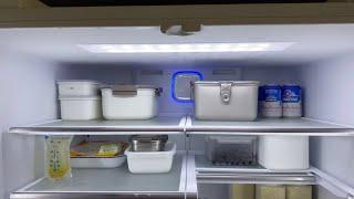 미니멀라이프 냉장고 | 냉장고 정리 | 냉장고 청소