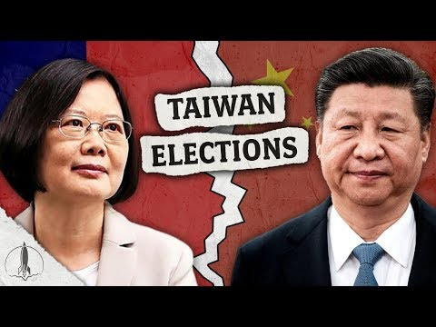 Why Is China Involved In Taiwan 2020 Presidential Elections?