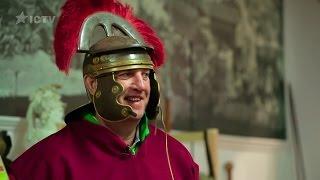 Отдых в Италии  как украинцы гладиаторами Рима стали – Отпуск по обмену – Выпуск 3