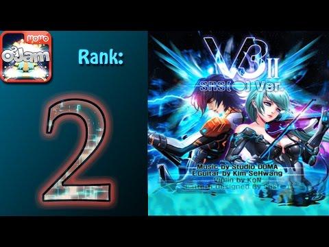 O2Jam U - V3 II SRS ver (Global rank #2; Hard)
