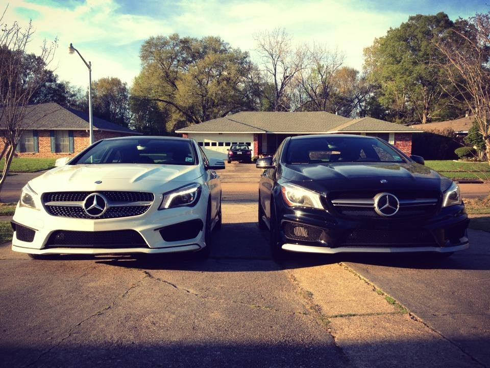 2014 Mercedes Cla 250 Amp Cla 45 Amg Review If Cars Could
