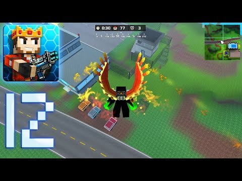 Pixel Gun 3D - Battle Royale Gameplay Part 12
