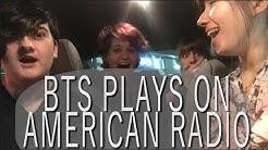 BTS PLAYS ON COLUMBUS OHIO RADIO