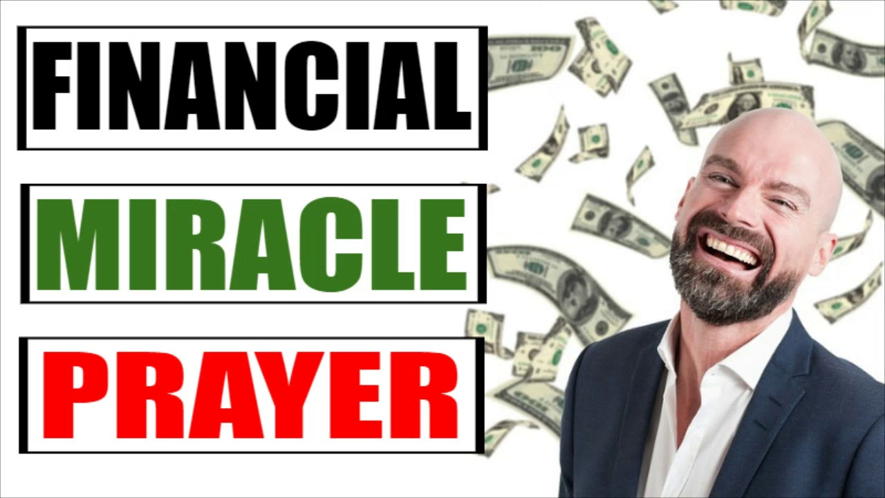 RECEIVE UNEXPECTED MONEY QUICKLY Financial Miracle Prayer