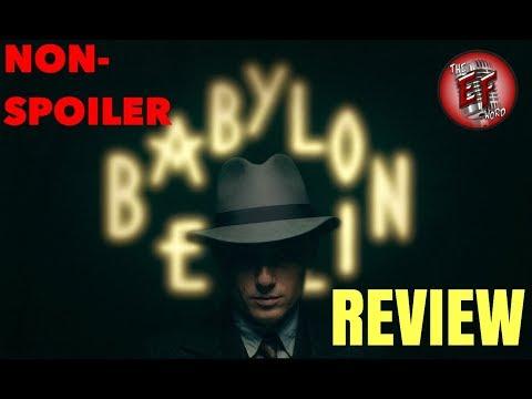 Babylon Berlin Season 1 Review (Non-Spoiler)