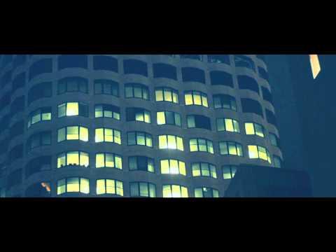 Downtown Boston at Night