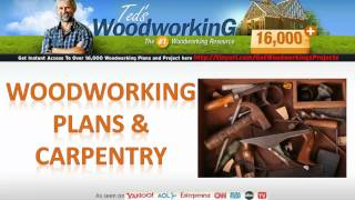 Woodworking Patterns And Plans - Projects Woodworking