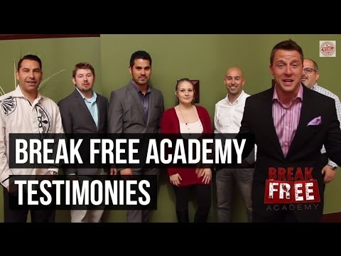 Break Free Academy #1 Commercial