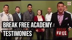 Break Free Academy #1 Commercial