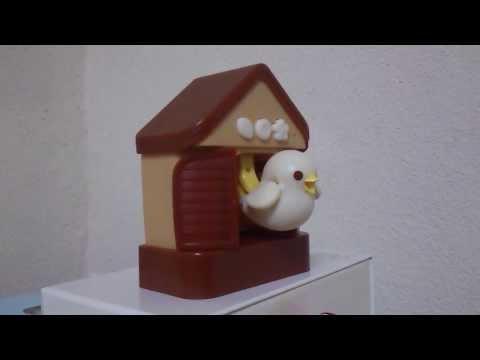 KAWAII! Cuckoo Clock (Japanese Toy)
