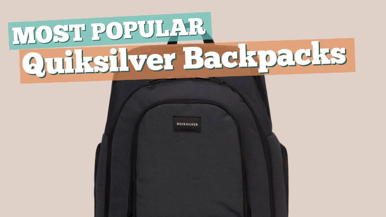8e736ba972 Quiksilver Backpacks For Men // Most Popular 2017