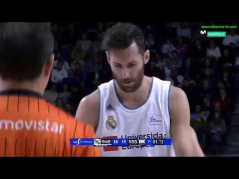 ACB J18/ REAL MADRID vs BILBAO BASKET (1) ALLSPORTS