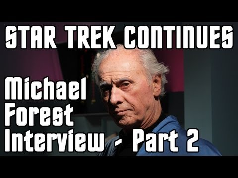 Michael Forest Interview - Part 2
