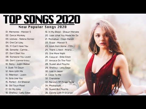 Top 40 Pop Music 2020 - New 40 Popular Songs Playlist
