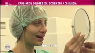 Cambiare Il Colore Degli Occhi Con La Chirurgia - Nemo - Nessuno Escluso 30/11/2018
