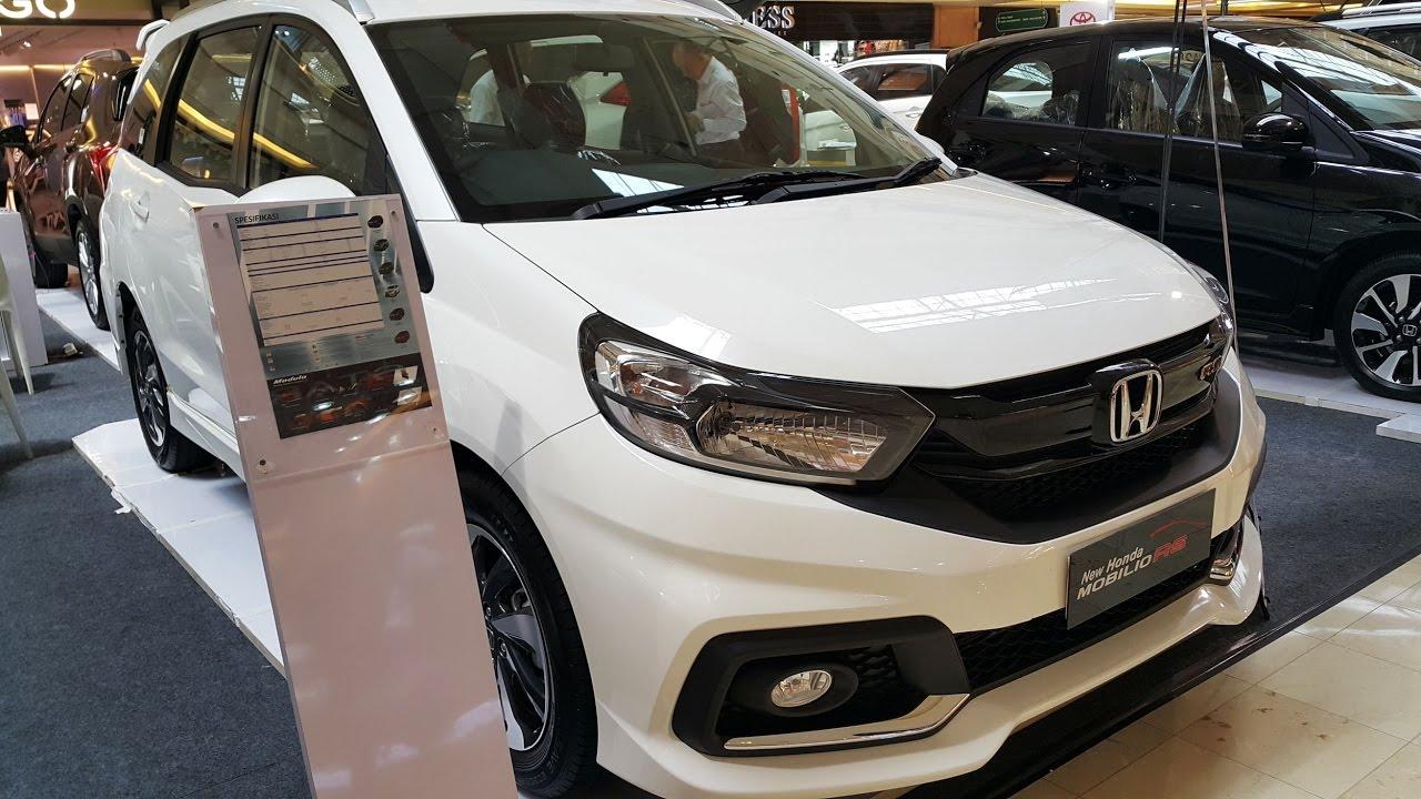 Grand New Veloz Vs Mobilio Rs Cvt All Kijang Innova Tipe V Honda 2017 Youtube