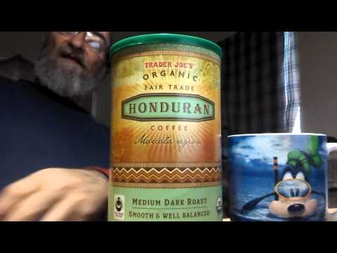 Trader Joe's Whole Bean Coffee Review: Organic Honduran