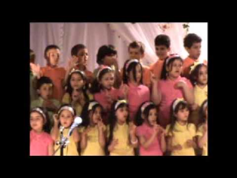 Choir KG.2 2013 National Section Part 1