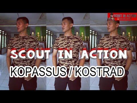 Yel Yel Kopassus & Kostrad [versi Pramuka]
