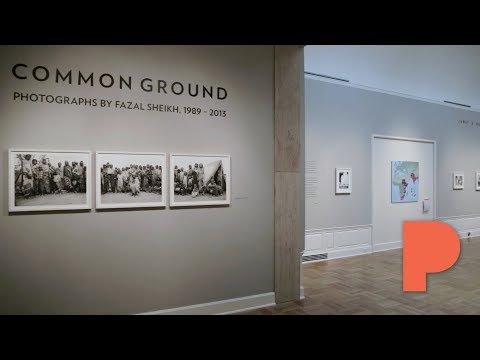 Exhibition: Common Ground - Photographs by Fazal Sheikh, 1989 – 2013