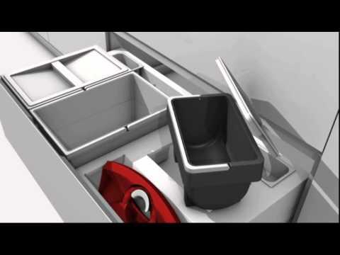 Montageanleitung Einbau Abfallsammler