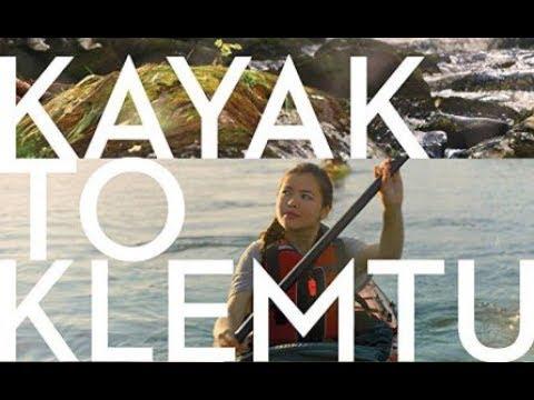Kayak to Klemtu