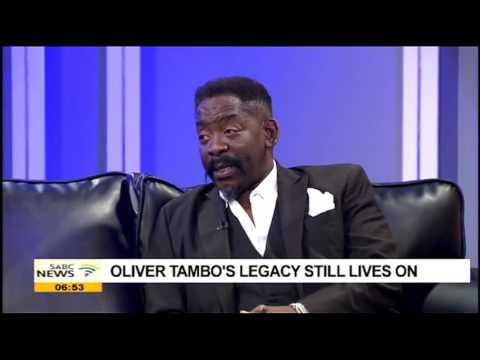 Oliver Tambo's legacy still lives on