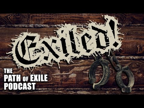 EXILED! PoE Podcast - Starting Strong in 3.0 - Builds, Strategy & Tips - Ziz and ZIGGYD