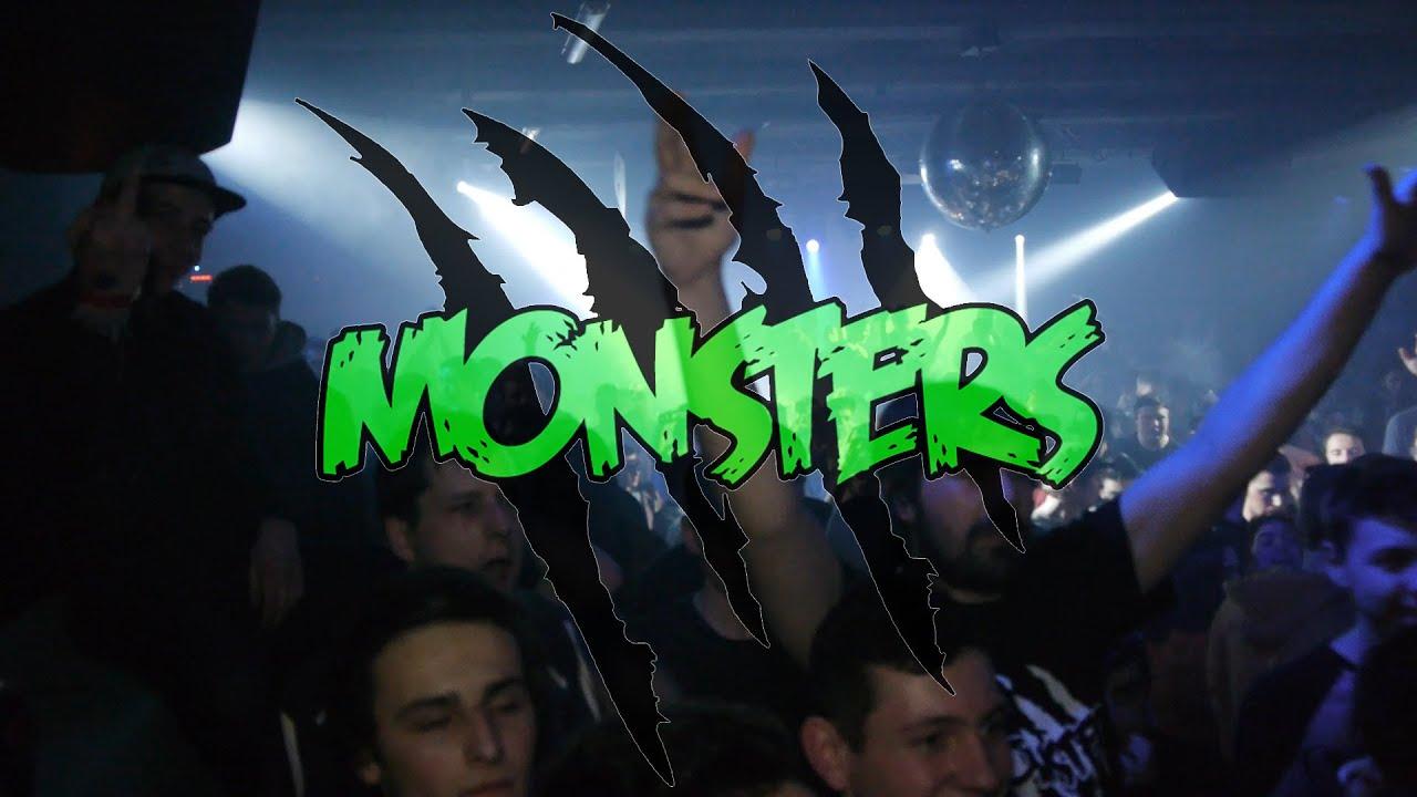 BUKEZ FINEZT @ QUAKE PRESENTS MONSTERS vs DUPLOC - YouTube Quake Monsters