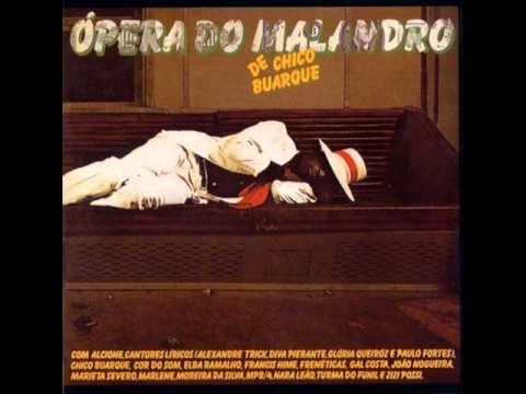 Chico Buarque - O Malandro - A Ópera do Malandro (1979 ...