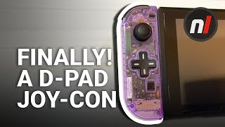 Pro Joy-Con with REAL D-Pad Review (and Cautionary Tale)