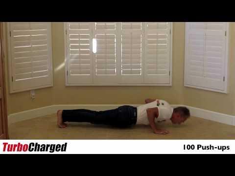 TurboCharged - 100 Push ups - Tom Griesel