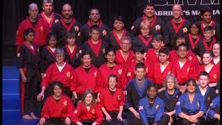 Gabrieles Martial Arts Black Belt Show Final Part!