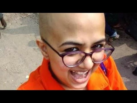 Young Tamil Girl HeadShave in Tirupathi - Subscribe