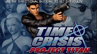 PSX Longplay [217] Time Crisis Project Titan