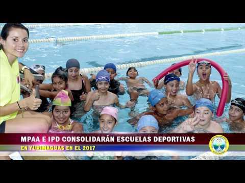 MPAA E IPD CONSOLIDARÁN ESCUELAS DEPORTIVAS EN YURIMAGUAS EN EL 2017