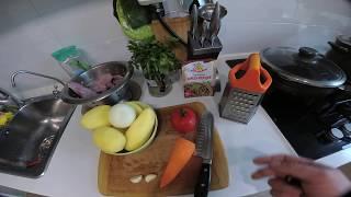 Суп из зайца самый простой рецепт