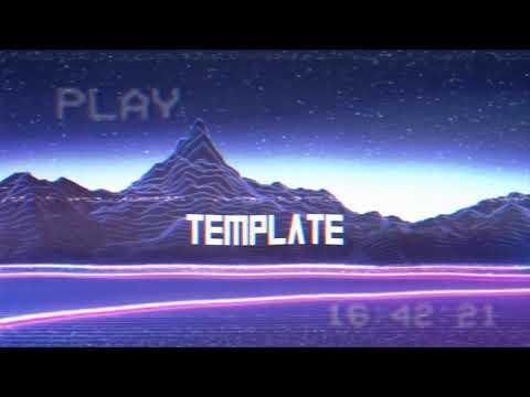 Vaporwave template (remake) (PZ) - YouTube