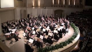 Glazunov Symphony No4 RNO José Serebrier, one camera