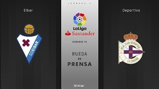 Video Gol Pertandingan Eibar vs Deportivo La Coruna