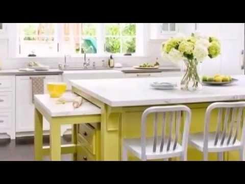 Желтые кухни в интерьере фото-подборка